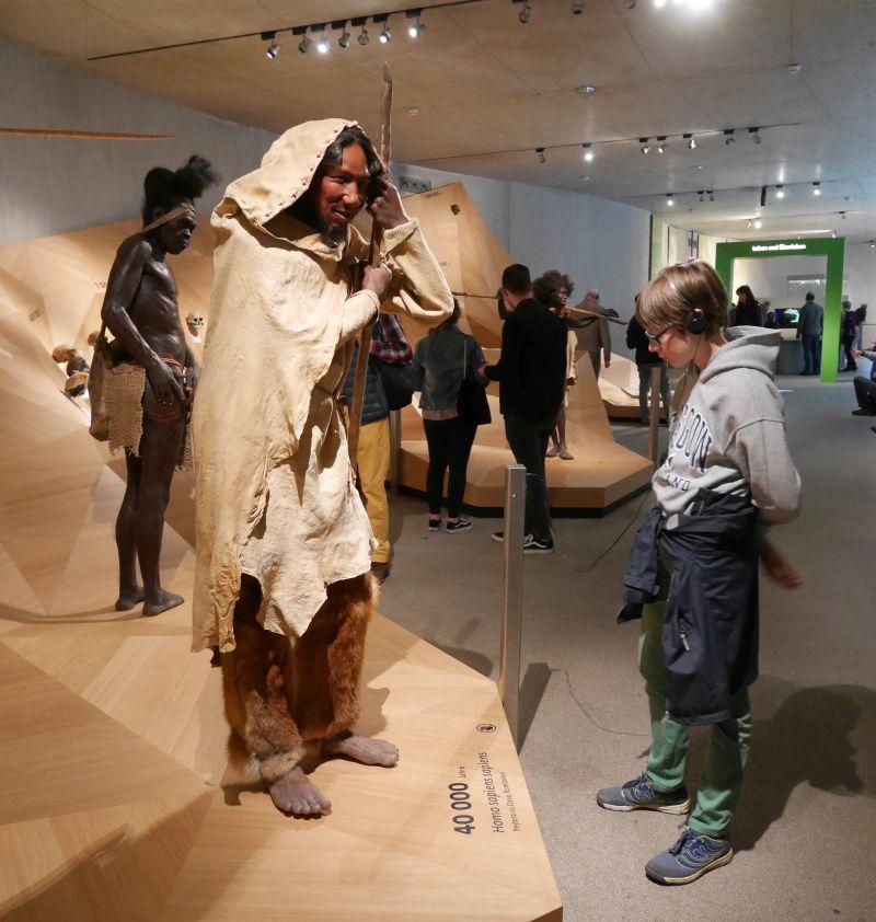 Neanderthal Museum mit Kindern