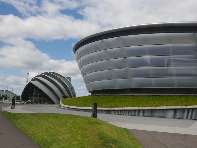 Tagesausflug nach Glasgow mit Kindern, modern