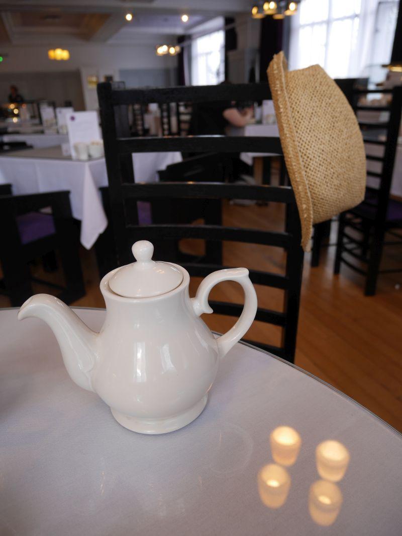 The Willow Tea Room Glasgow Sauchiehall Street innen