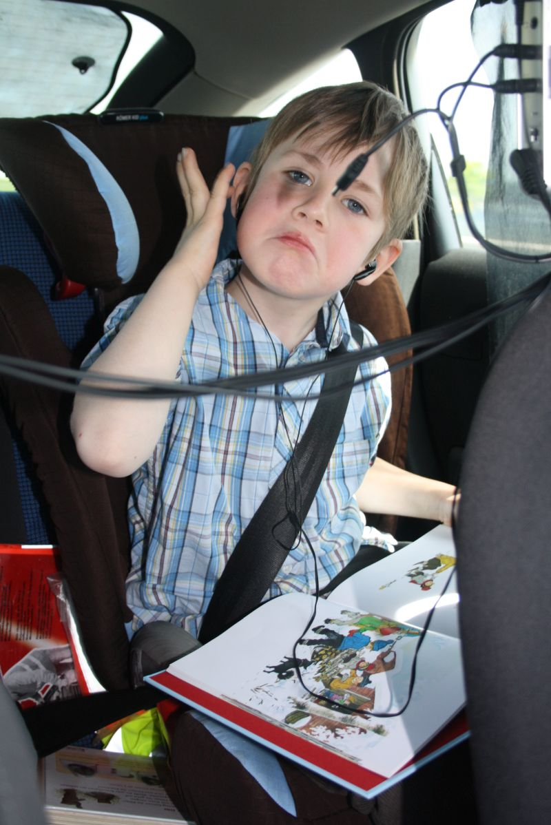 Autofahren mit Kindern, Irland-Roadtrip mit Kindern