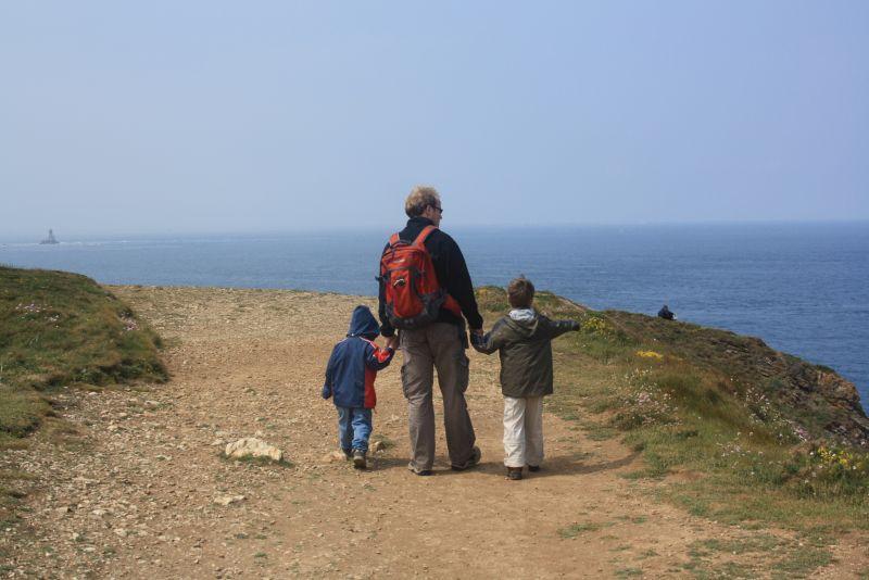 Reisen mit Kindern, Roadtrip mit Kindern, Bretagne, Pointe du Van