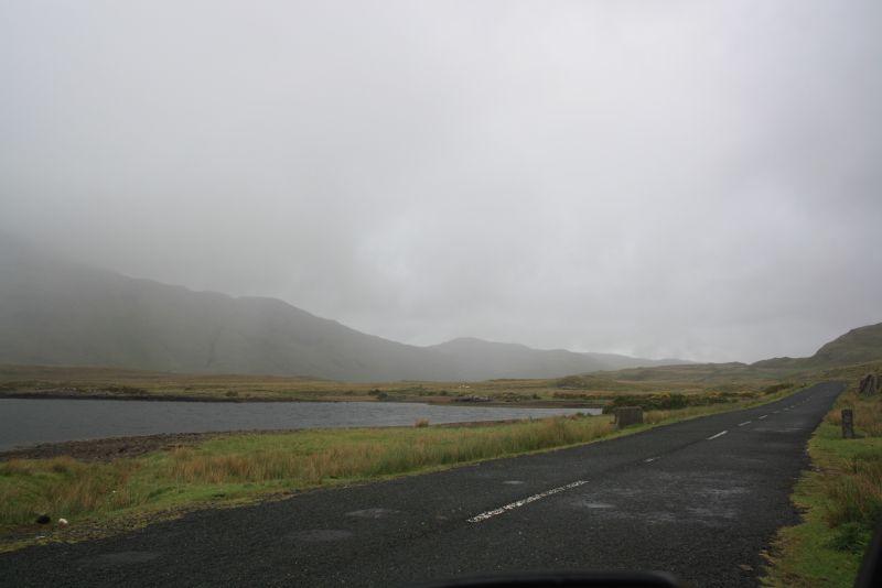 Roadtrip nach Irland mit Kindern, Connemara, Straßenverhältnisse