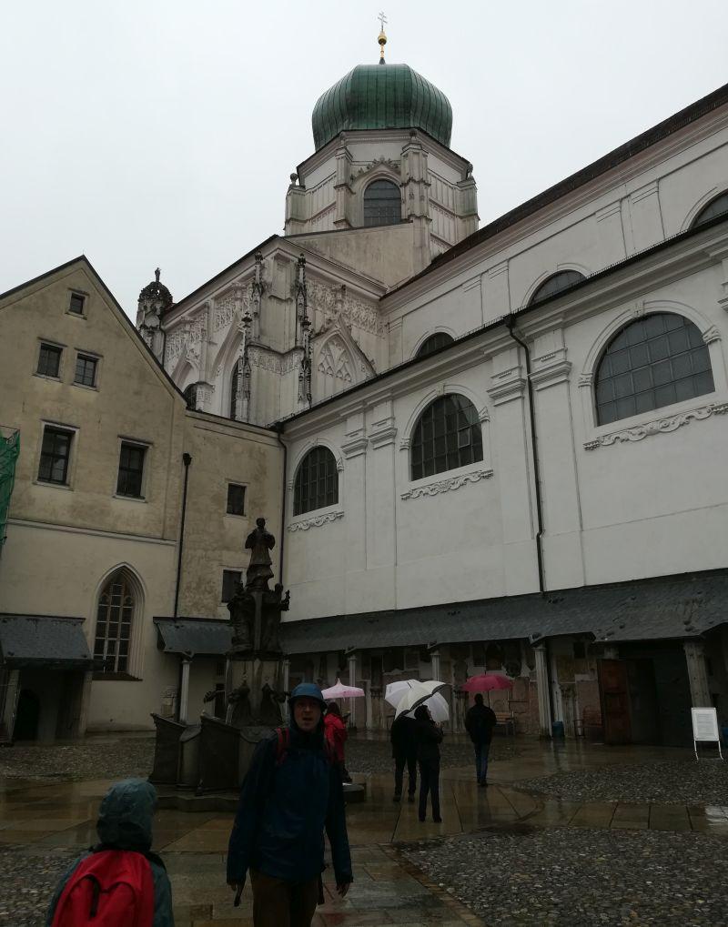 Passau bei Regen