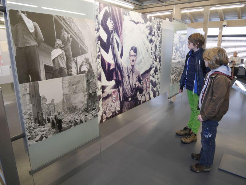 Dokumentation Obersalzberg mit Kindern