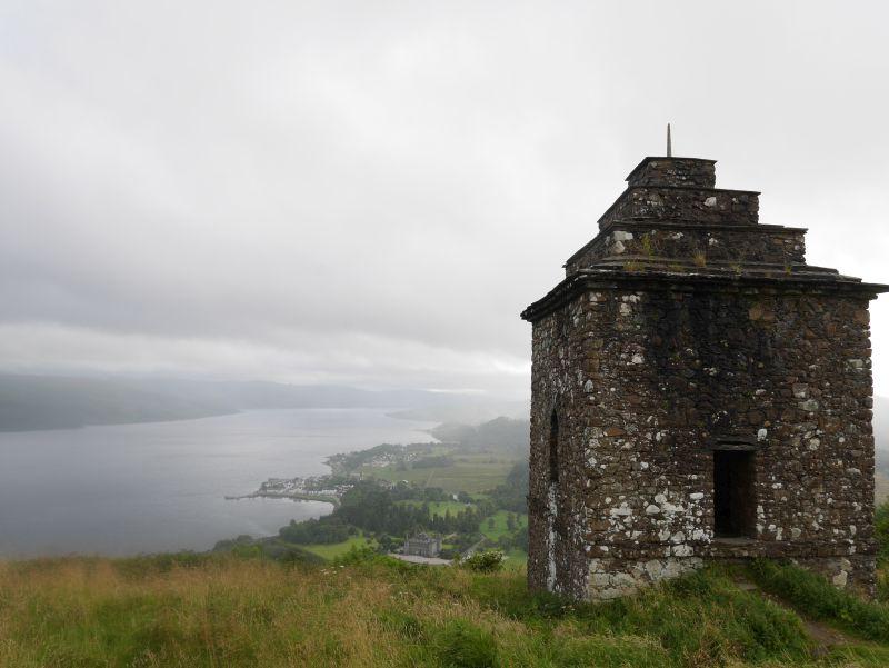 Inveraray Castle Aussichtsturm