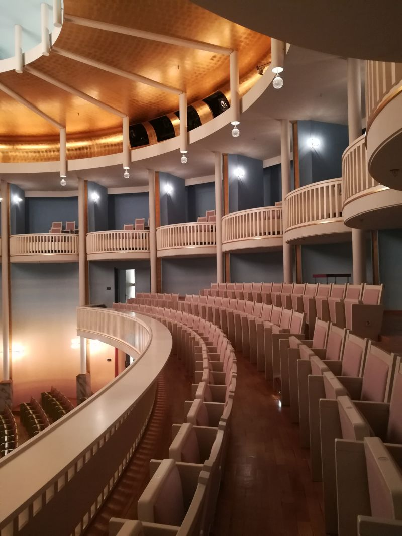 Konzertsaal Bad Reichenhall