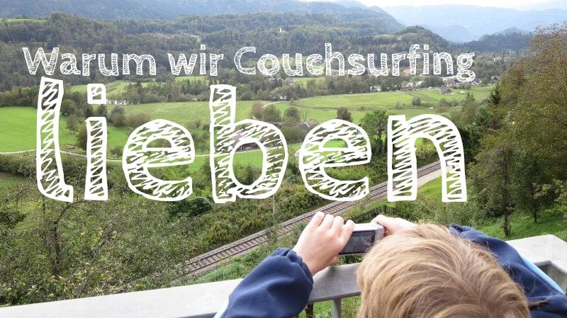 Die Entdeckung Europas, Couchsurfing in Slowenien