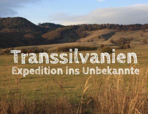 Transsilvanien: Expedition ins Unbekannte [Die Entdeckung Europas]