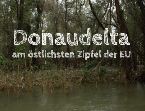 Donaudelta: Der östlichste Zipfel der EU [Die Entdeckung Europas]