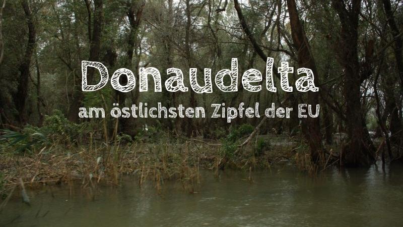 Die Entdeckung Europas, Lena Marie Hahn, Donaudelta
