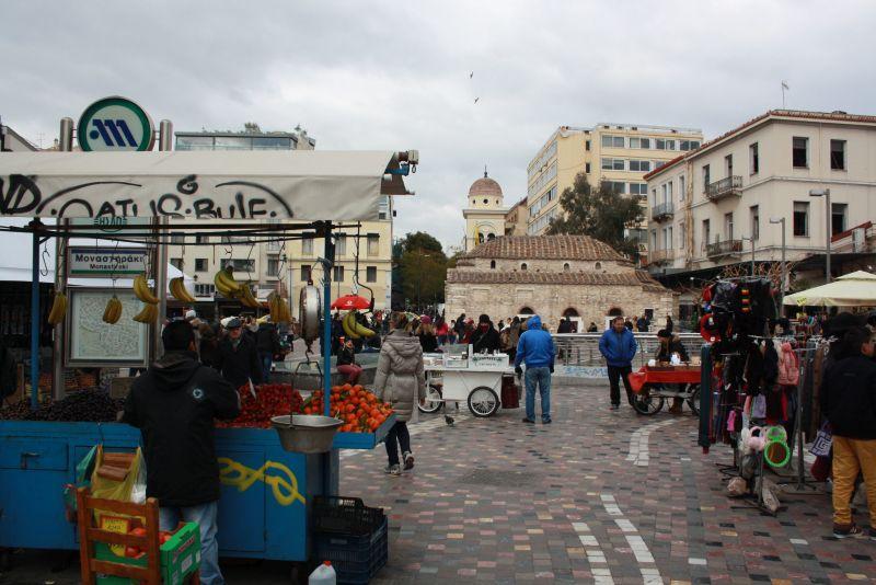 Athen Innenstadt