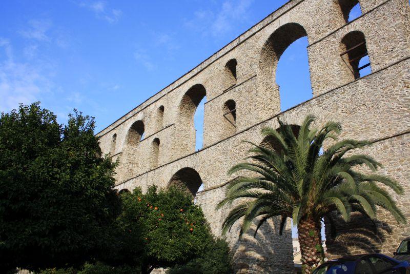 Aquädukt Kavala, Griechenland