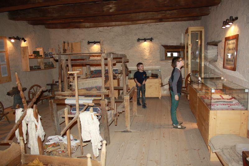 Rumänien Transsilvanien Deutsch-Weißkirch Museum
