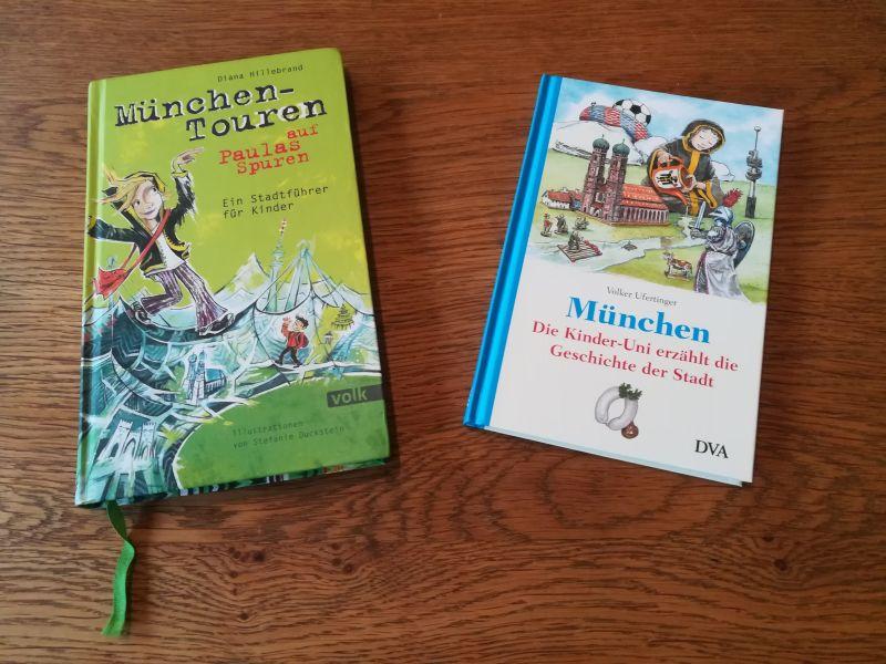 München-Reiseführer für Kinder