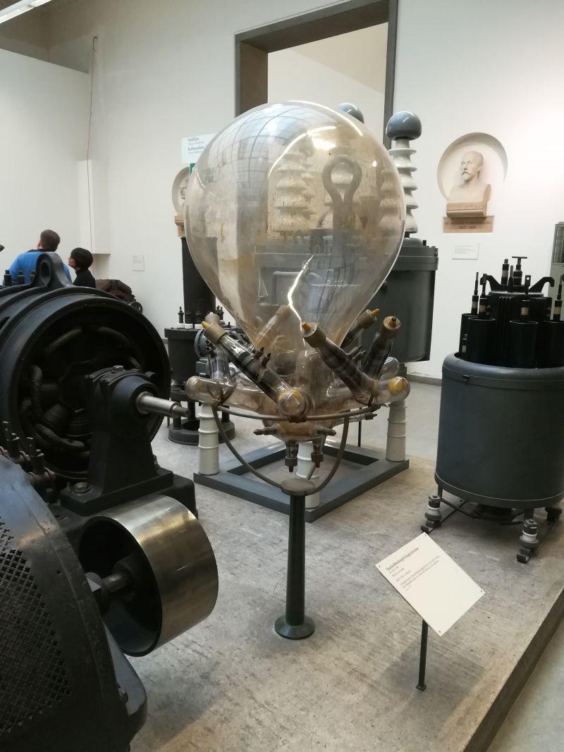 Deutsches Museum München, Elektrizität