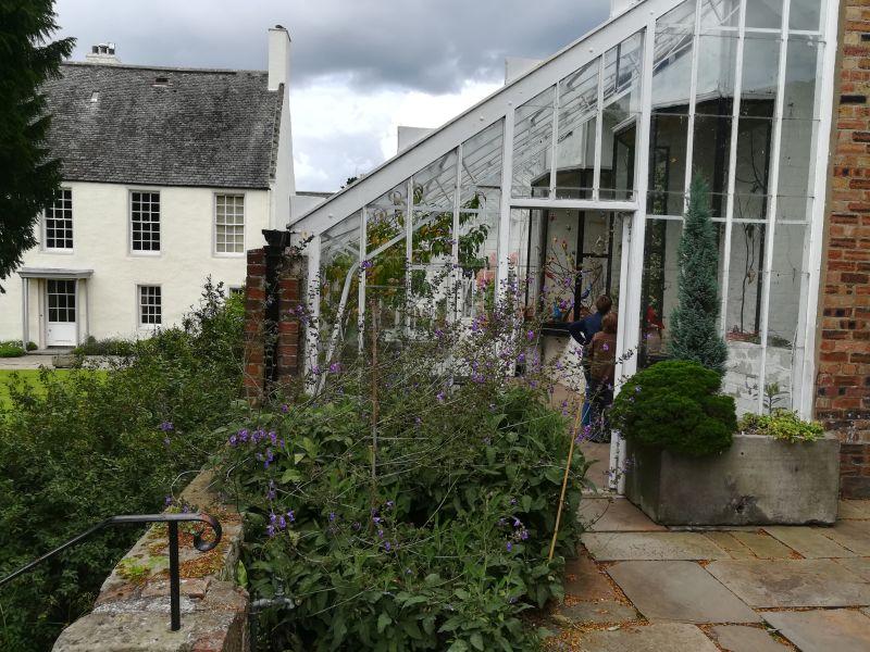 Inveresk Lodge Garden, Musselburgh bei Edinburgh