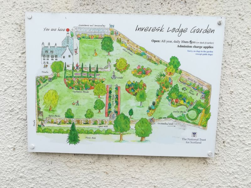 Inveresk Lodge Garden, Musselburgh