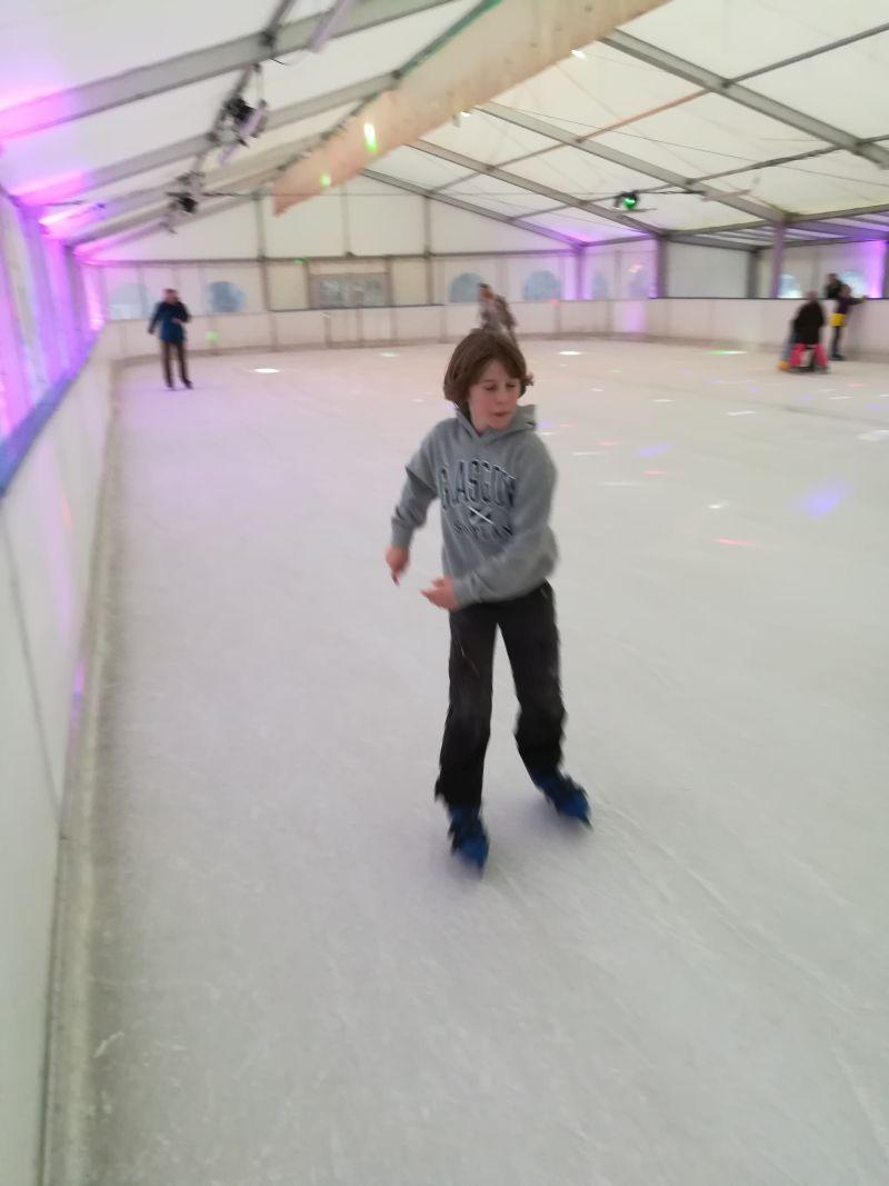 Eishalle Kühlungsborn Schlittschuhlaufen