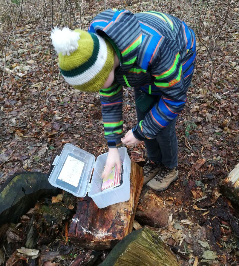 Geocaching Kühlungsborn
