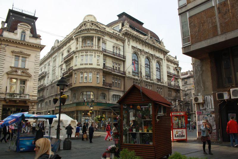 Belgrad, Innenstadt.
