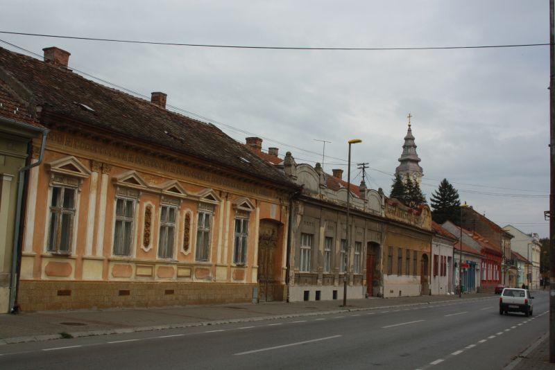 Vrzac, Serbien, Straße