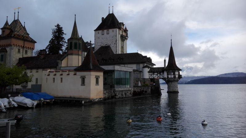 Schloss Oberhofen am Thuner See
