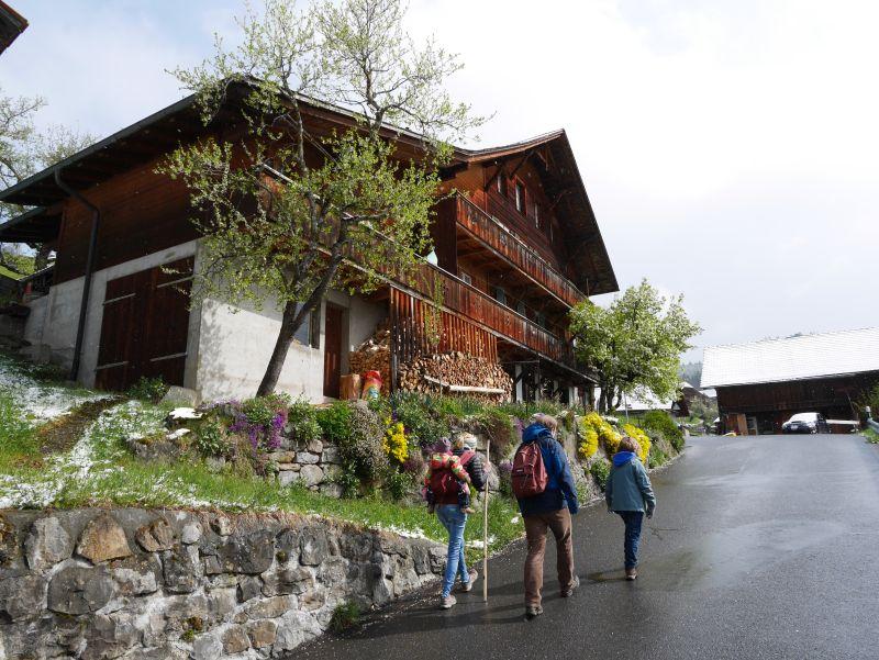 Couchsurfing in der Schweiz, Sigriswil