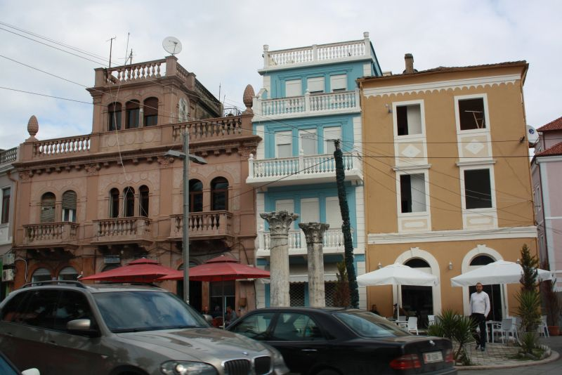 Durres Altstadt