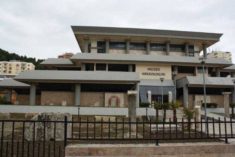 Archäologisches Museum Durres, Albanien