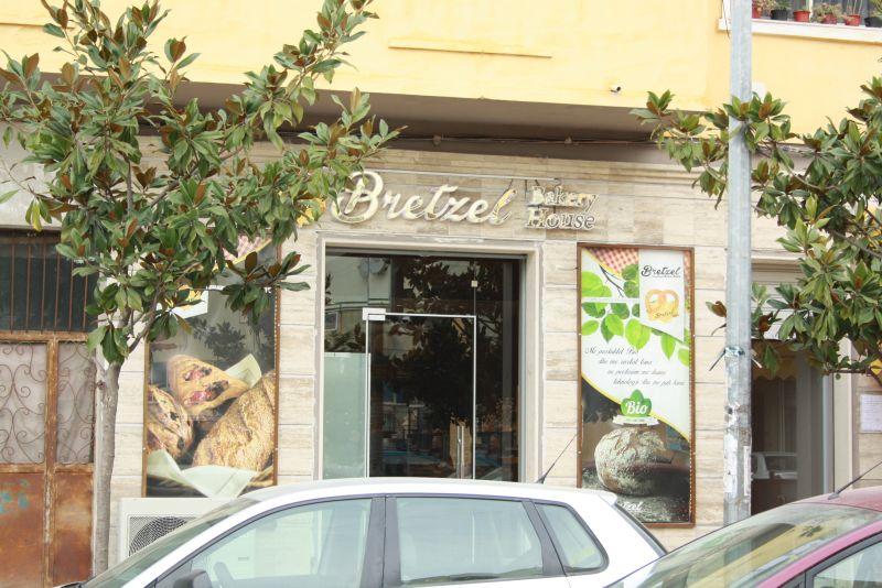 Bretzel Bakery House Durres, Albanien