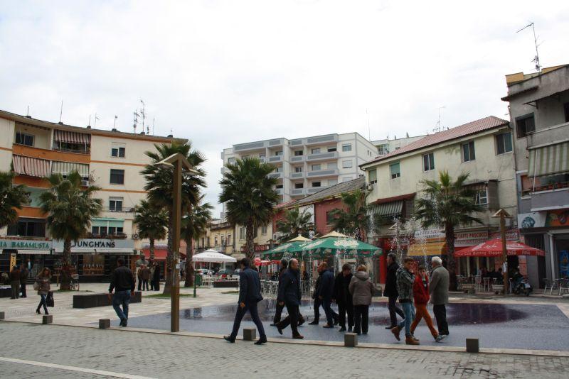Durres, Urlaub in Albanien