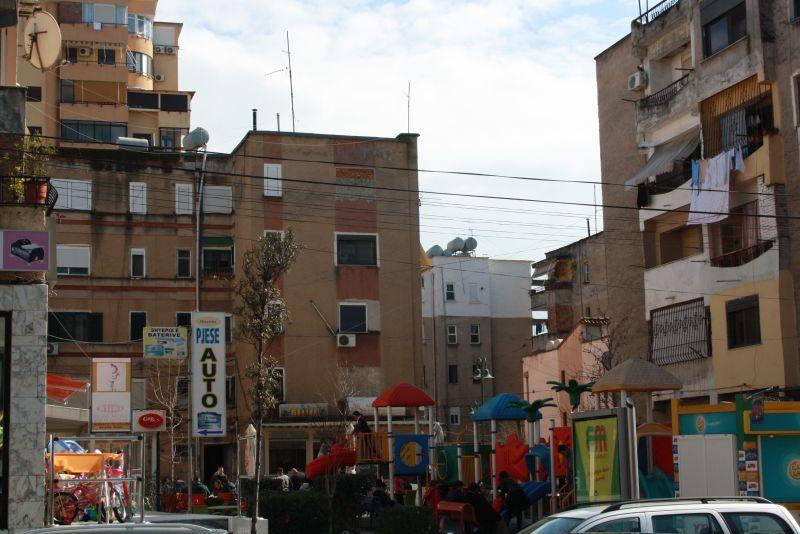 Durres mit Kindern nach Albanien