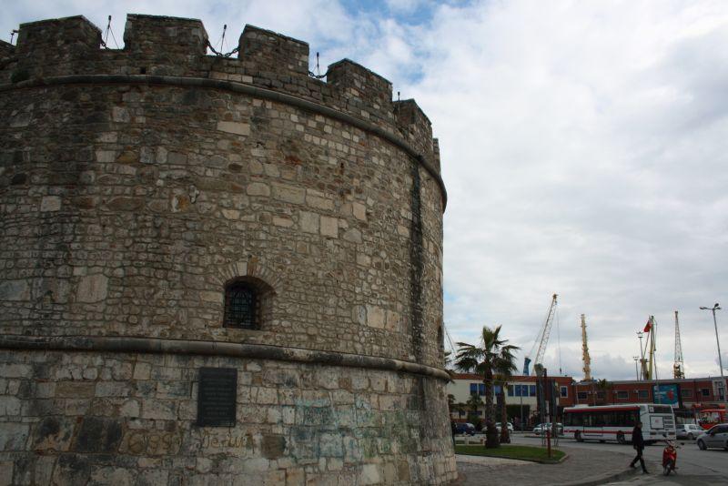 Venezianischer Wachturm, Durres, Albanien