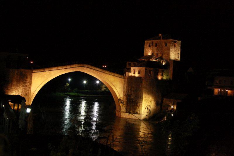 Brücke von Mostar, Bosnien-Herzigowina