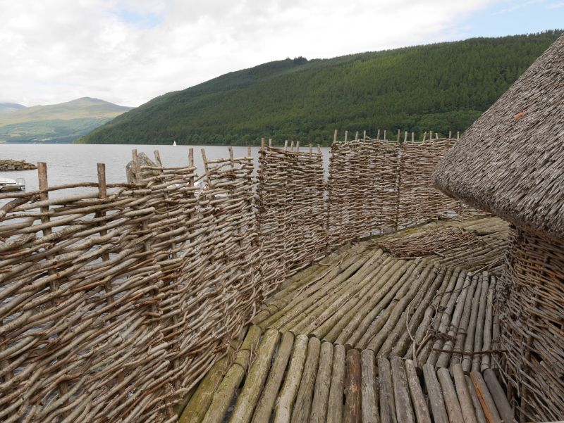 Scottish Crannog Centre Kenmore, Loch Tay