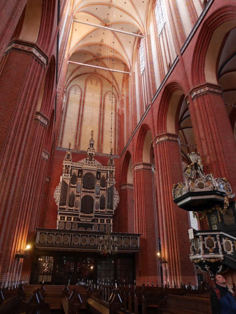 Nikolai-Kirche Wismar