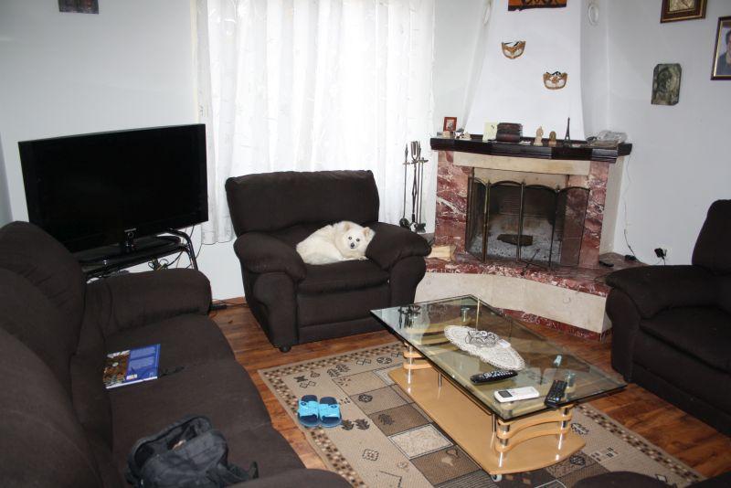 albanisches Wohnzimmer