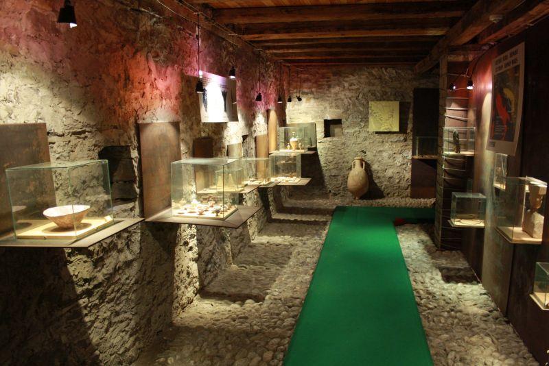 Archäologisches Museum Shkodra, Albanien