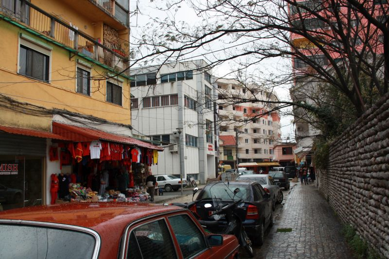 Shkodra, Albanien