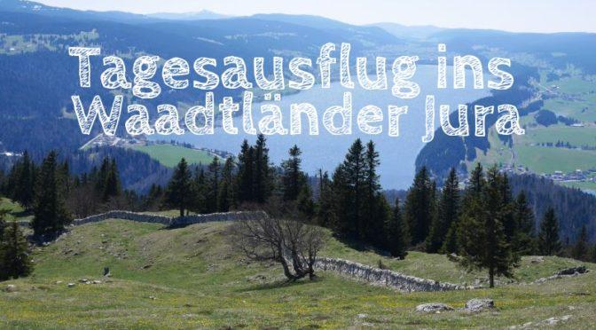 "Waadtländer Jura: Ausflug in die ""kleinen Berge"""