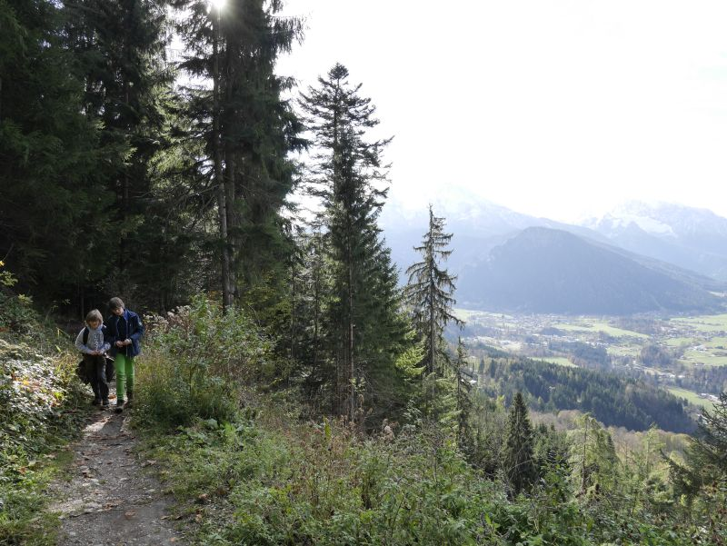 Berchtesgaden Wandern mit Kindern