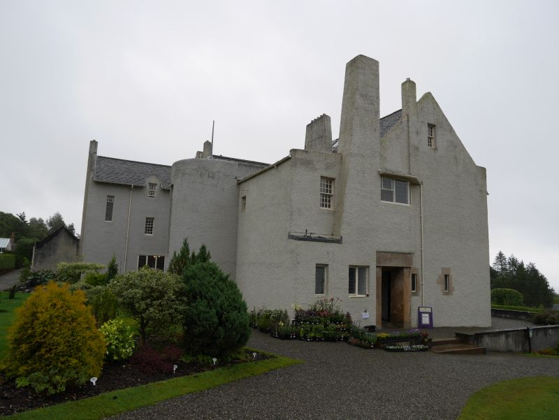 Hill House Helensburgh mit Kindern