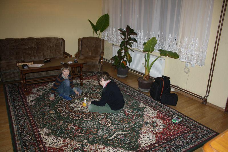 Kosovo mit Kindern