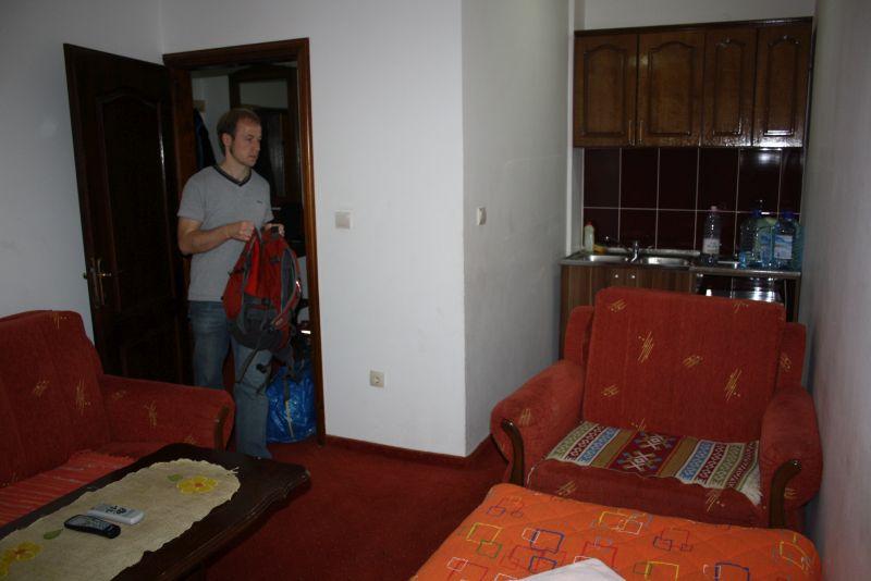 montenegro-hotelzimmer-küche -