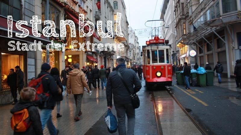 Istanbul im Januar mit Kindern