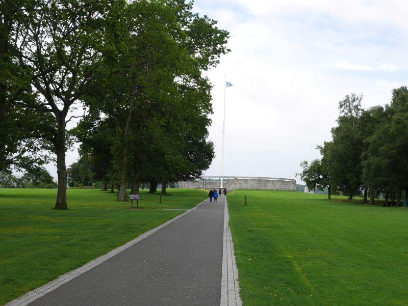 Battle of Bannockburn Heritage Centre Memorial Park