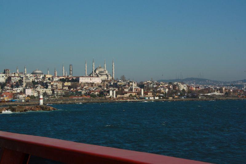 Autofähre Marmarameer Istanbul Bursa