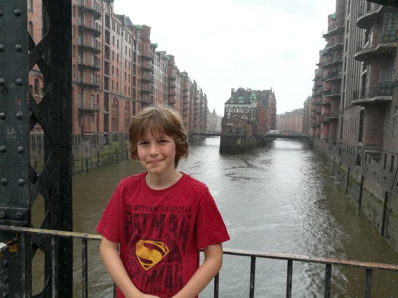 Städtetrips mit Kindern nach Hamburg