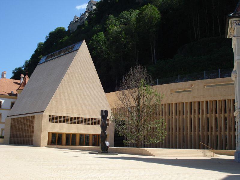 Liechtenstein, Vaduz, Museum