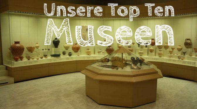 Mit Kindern ins Museum: Unsere Top Ten der besten Museen in Deutschland